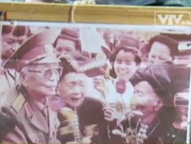 Tình cảm của người dân Điện Biên với Đại tướng Võ Nguyên Giáp
