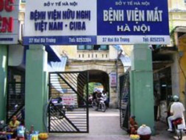 Sự thật vụ tráo đổi thuỷ tinh thể ở BV Mắt Hà Nội
