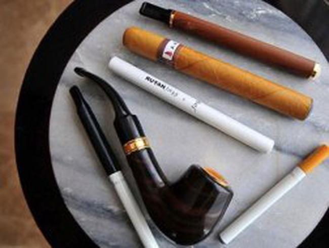 Rầm rộ kinh doanh thuốc lá điện tử bạc triệu trên mạng