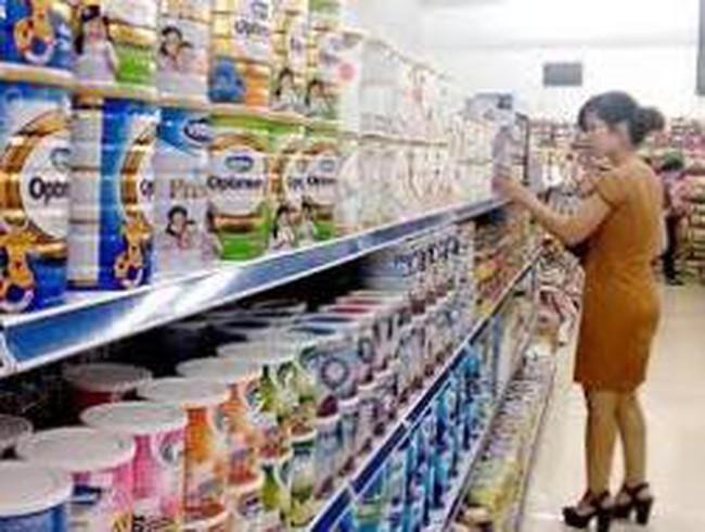 Sữa nhập khẩu và giá trị niềm tin