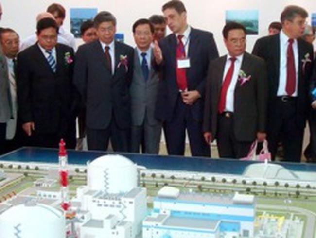 Điện hạt nhân Ninh Thuận hoàn thành khối lượng lớn công việc
