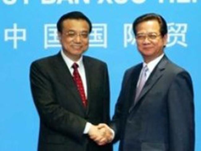 Hợp tác thương mại, đầu tư Việt Nam -Trung Quốc