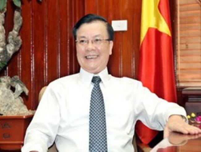 Bộ trưởng Đinh Tiến Dũng vào Ban Chỉ đạo tái cơ cấu Vinashin
