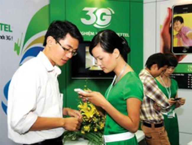 Thấy gì qua tăng cước 3G?