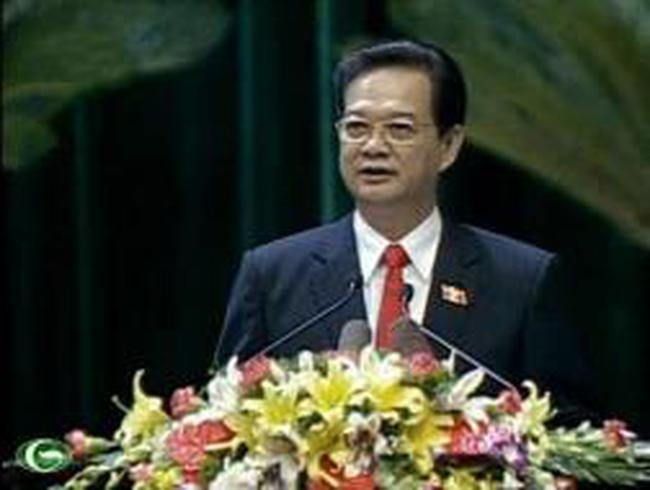Thủ tướng đánh giá tình hình kinh tế trước Quốc hội
