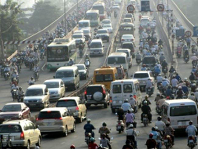 Đã thu được 3.990 tỷ đồng phí sử dụng đường bộ từ ô tô