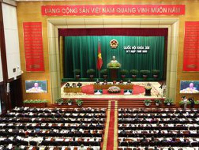 Gần 1.130 ý kiến cử tri gửi đến Quốc hội