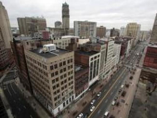 Mỹ chính thức xem xét đơn phá sản của thành phố Detroit