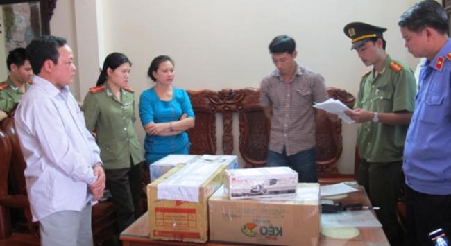 """Bắc Ninh: Bắt """"Cậu Thủy"""" người tự cho là """"nhà tâm linh"""""""