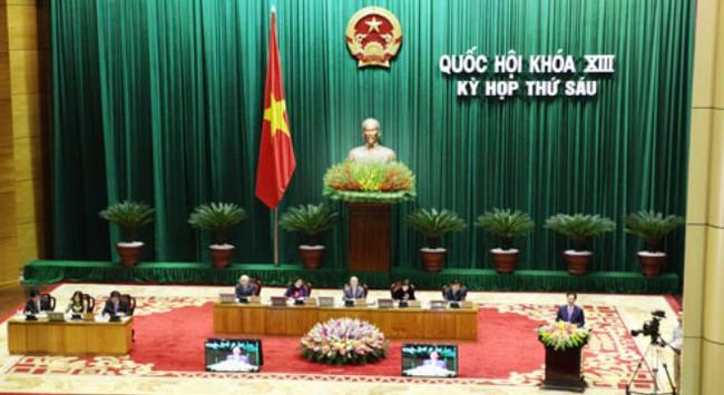 Quốc hội thảo luận Dự thảo Luật Bảo vệ và kiểm dịch thực vật
