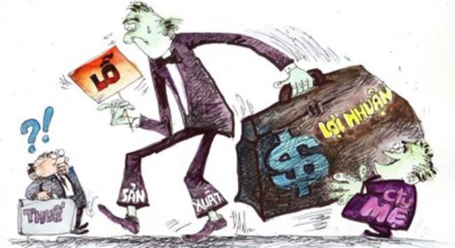 Khắp nơi trốn thuế, xé nát túi tiền quốc gia
