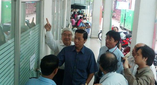 Đề nghị Chính phủ hủy con dấu Trường ĐH Hùng Vương TP.HCM