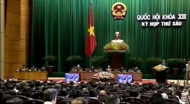 Quốc hội thảo luận Luật Thực hành tiết kiệm, chống lãng phí (sửa đổi)
