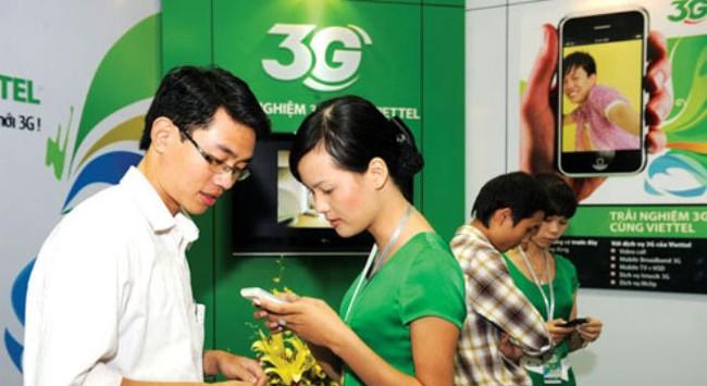 Điều tra nhà mạng đồng loạt tăng giá cước 3G