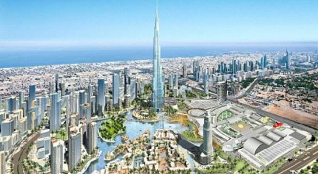 Dubai không lo bong bóng bất động sản