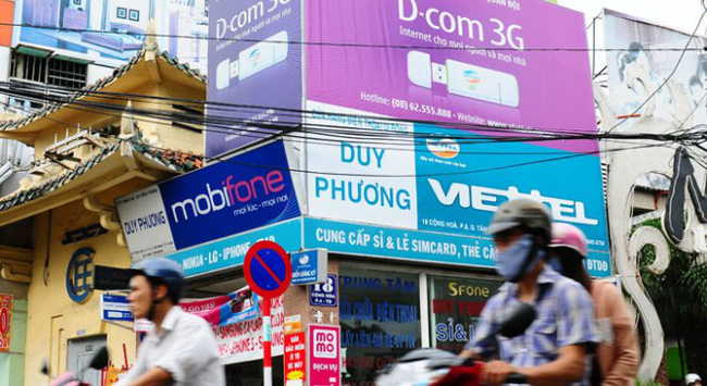 Cục Viễn thông lý giải việc đồng loạt tăng giá cước 3G