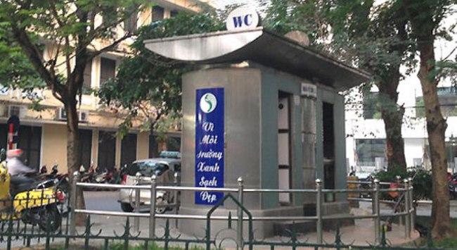 Nhà vệ sinh dát vàng ở Hà Nội:Đắt có xắt ra miếng?