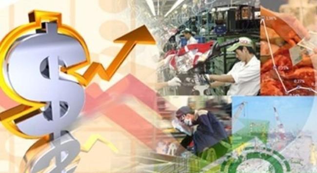 Quốc hội quyết mức tăng trưởng GDP 5,8% cho năm tới