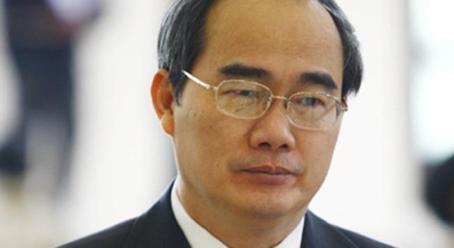 Phó Thủ Tướng Nguyễn Thiện Nhân từ chối phát biểu, xin QH miễn nhiệm