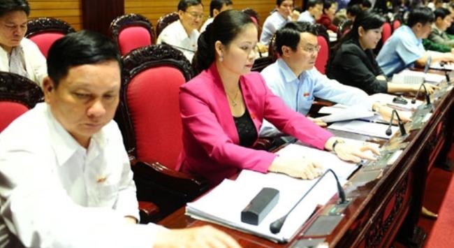 89% đại biểu Quốc Hội đồng ý miễn nhiệm chức Phó Thủ tướng của ông Nguyễn Thiện Nhân