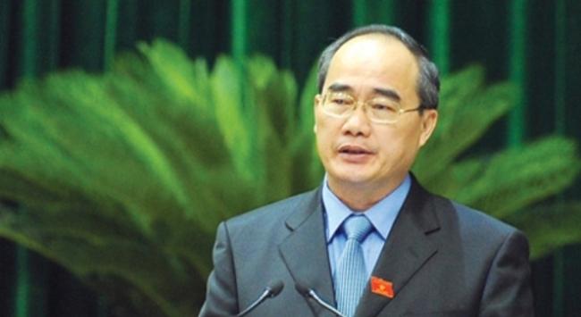 Tiểu sử ông Nguyễn Thiện Nhân