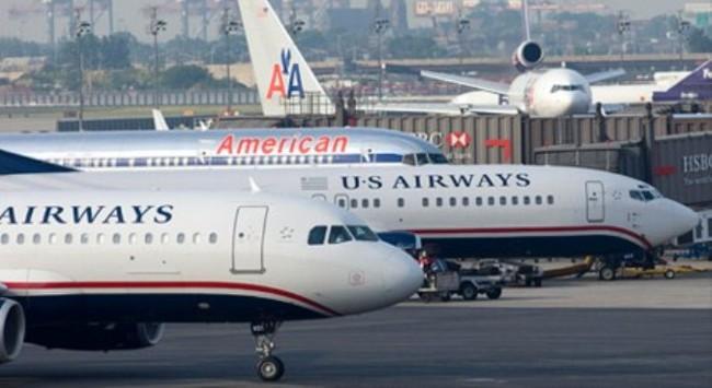 Mỹ sáp nhập hai hãng hàng không thành hãng lớn nhất