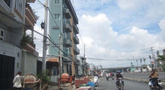 Những căn nhà 'dị dạng' ở Sài Gòn