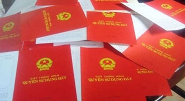 Hà Nội: Tồn đọng nhiều sổ đỏ chưa được cấp