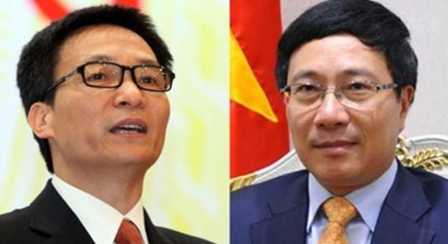 Chủ tịch nước ký quyết định bổ nhiệm thành viên Chính phủ