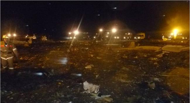 Hé lộ nguyên nhân vụ rơi máy bay thảm khốc ở Nga