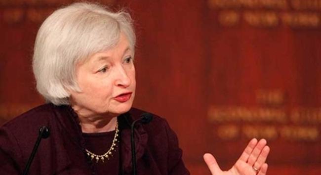 Bà Yellen sẵn sàng cho chức chủ tịch Fed