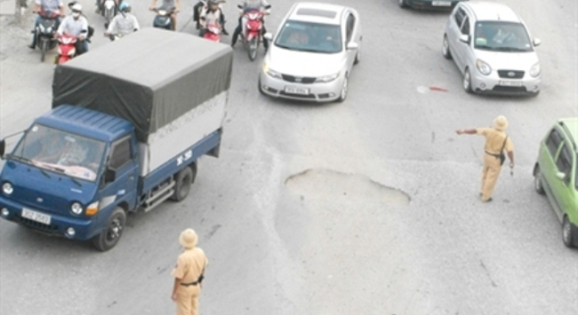 Phạt xe không chính chủ, sẽ không phạt xe đang lưu thông trên đường