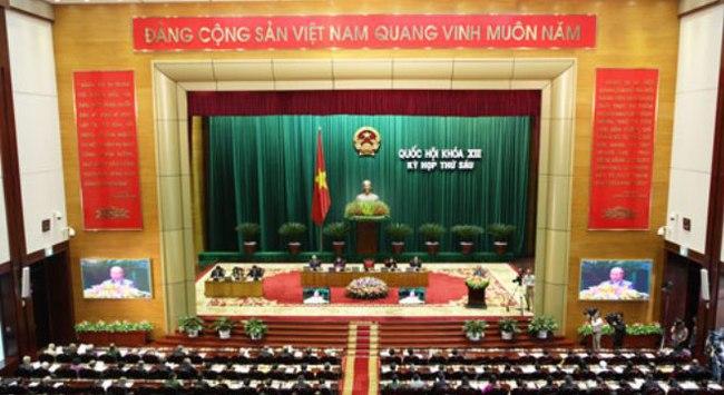 Quốc hội thông qua Luật Đấu thầu (sửa đổi)