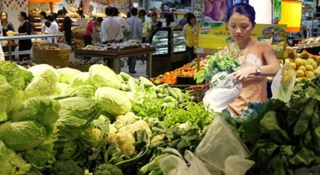 CPI của Hà Nội dự báo tăng nhẹ khoảng 0,2% so với tháng trước
