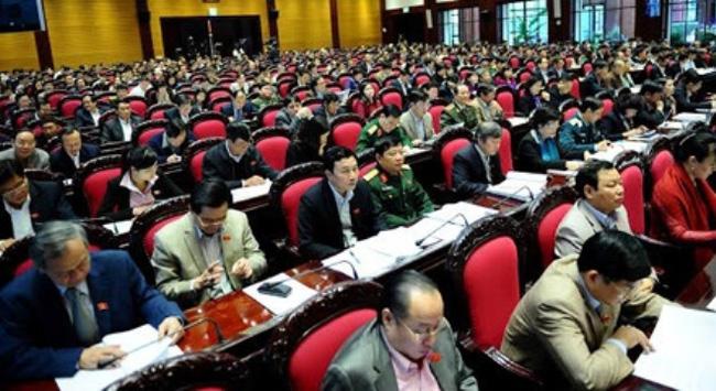97,59% ấn nút thông qua Hiến pháp