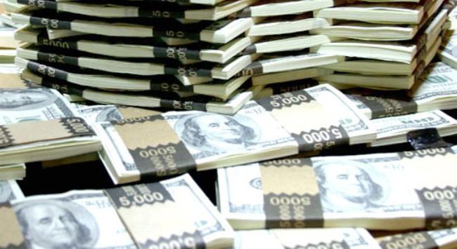 Một nghìn tỷ USD tiền mặt trông thế nào?