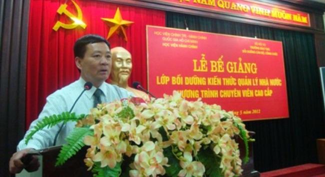 Bổ nhiệm ông Nguyễn Đăng Thành làm Thứ trưởng Bộ Nội vụ