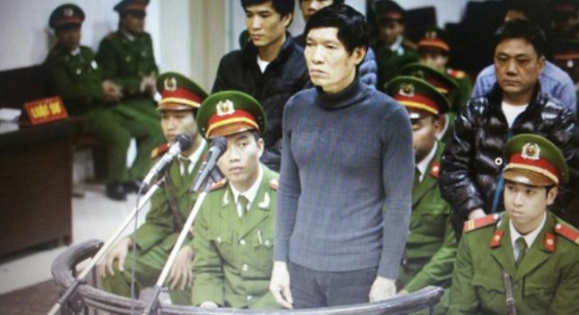 Xét xử sơ thẩm vụ án Dương Tự Trọng và đồng phạm