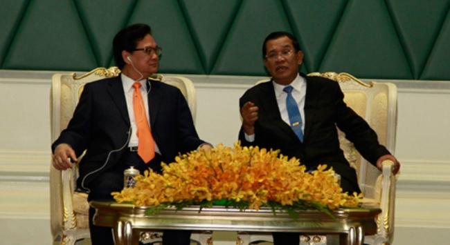 Dòng FDI 'made in Việt Nam' ở Campuchia