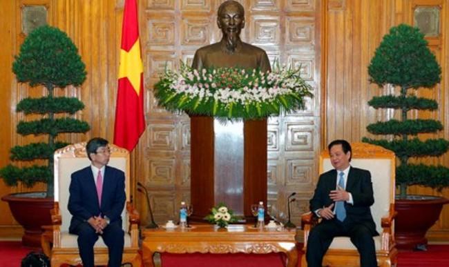 Thủ tướng tiếp Chủ tịch ADB