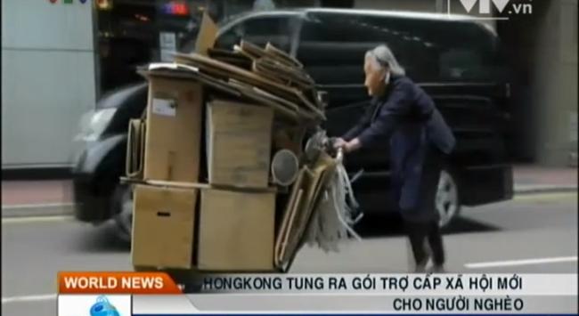 Hồng Kông tung ra gói trợ cấp xã hội mới cho người nghèo