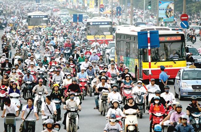 Hạn chế phương tiện cá nhân tại các đô thị lớn