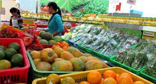 CPI tháng đầu năm của tỉnh Long An tăng 0,64%