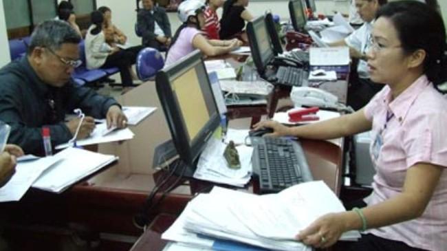 Cải cách hành chính: Thí điểm giao dịch hồ sơ điện tử bảo hiểm xã hội