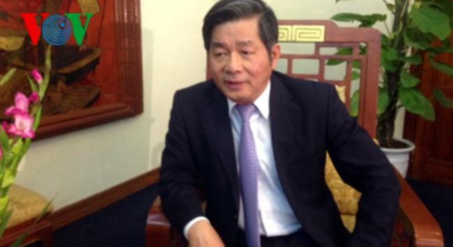 Bộ trưởng Bùi Quang Vinh chia sẻ về thu hút vốn FDI