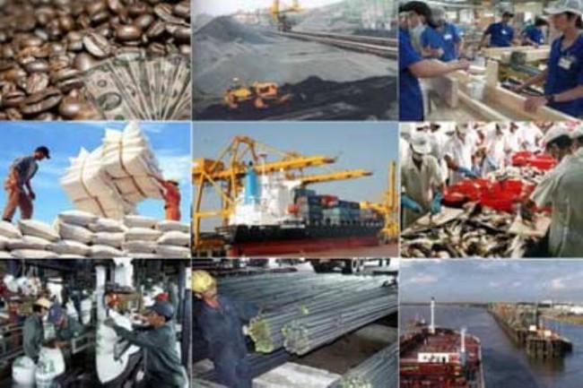 Bức tranh kinh tế Việt Nam 2013: Những vùng sáng, tối