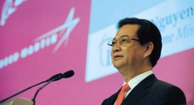Hàn Quốc: Thủ tướng Nguyễn Tấn Dũng là biểu tượng lãnh đạo Châu Á