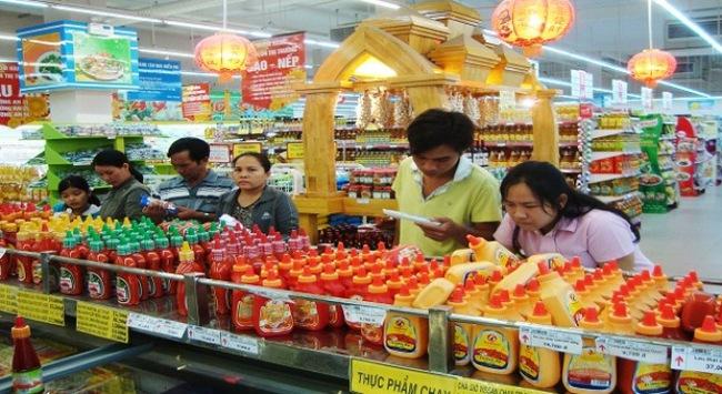 Hà Nội: Giá hàng bình ổn, thậm chí giảm sau Tết