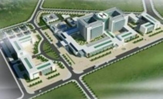 Xây Bệnh viện Nhiệt đới Hà Nội tại huyện Quốc Oai