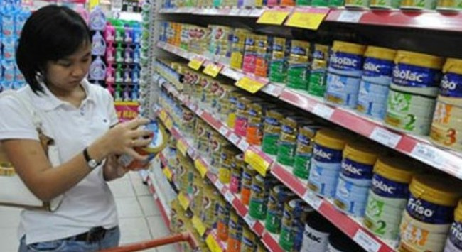 Phụ thuộc nguyên liệu nhập khẩu, sữa rục rịch tăng giá